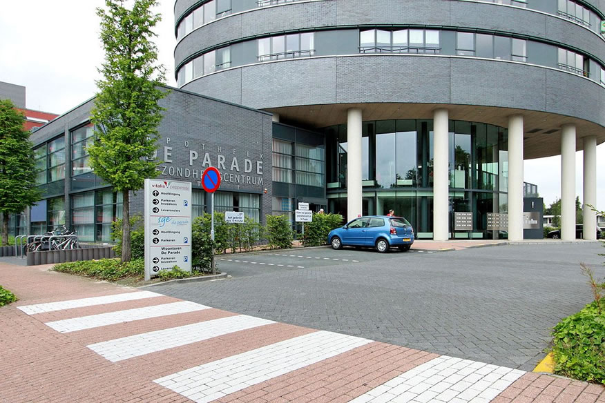 Podotherapie Eindhoven | SGE De Parade